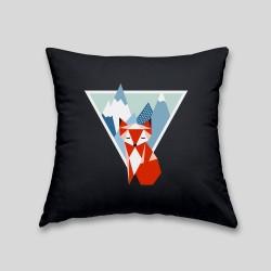 Mountain fox cushion_9